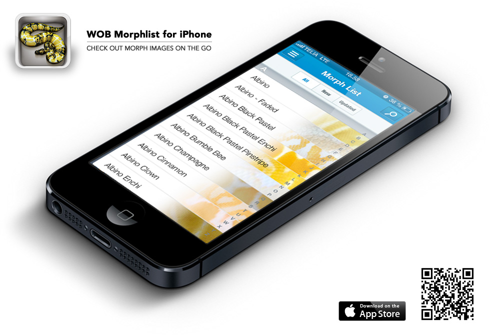 Download our new iPhone app in the App Store