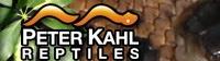 Peter Kahl Reptiles