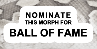 Nominate Albino - High contrast for Ball of Fame